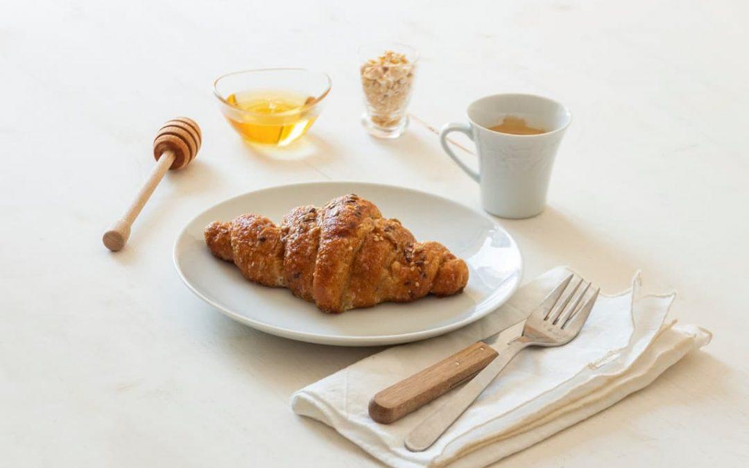 Il french toast fatto col croissant