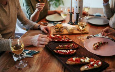 Happy hour, aperitivo in casa: ricette e idee