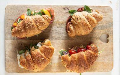 Come farcire i tuoi croissant dolci e salati