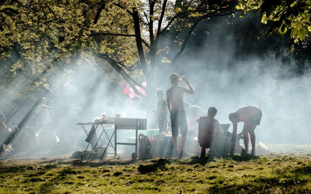 Come organizzare un barbecue a casa