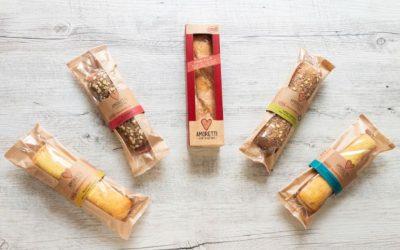 Il pane ai grani antichi Waldkorn per i nuovi panini Amoretti