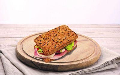 Sfoglino, nuovo panino di The Perla Company con cereali antichi Waldkorn