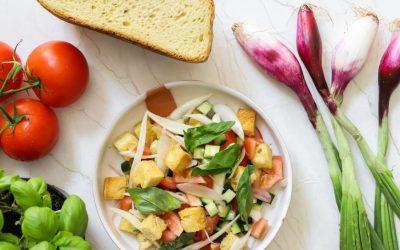 Panzanella: ricetta estiva, sana e buona
