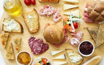 Tagliere affettati e formaggi, idee per tutti