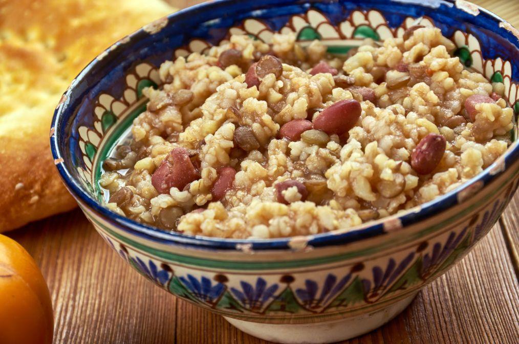 Farrotto, le ricette con zucca, zucchine e radicchio