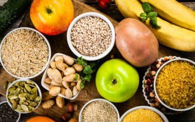Una dieta ricca di fibre