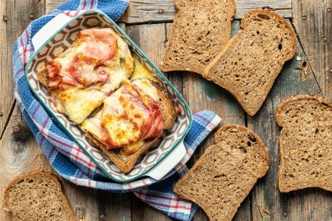 Ramequin di pane, una gustosa ricetta svizzera