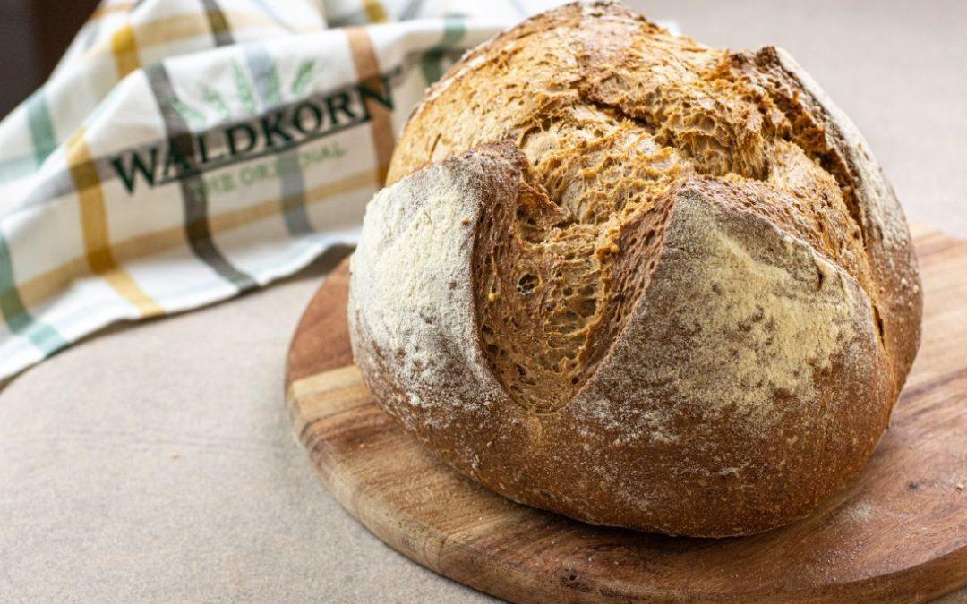 Waldkorn cereali antichi pane, mix di farine